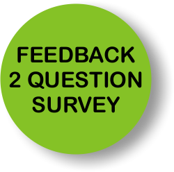Please complete my short feedback survey